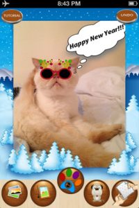 mzl.lxqwbsov.320x480 75 200x300 Snappet   Christmas Edition iPhone App Review: Holiday Pet Fun