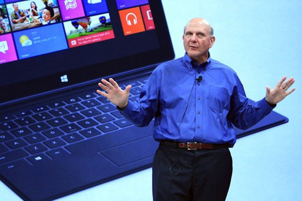 Microsoft Surface Fail: Developers Shun Platform