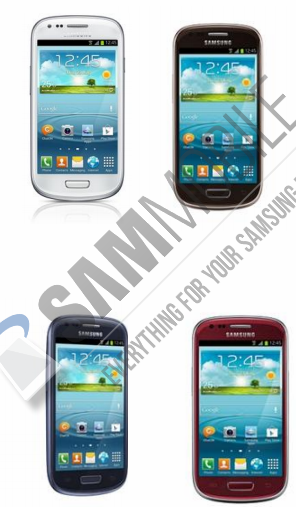 Galaxy S3 Mini Colors