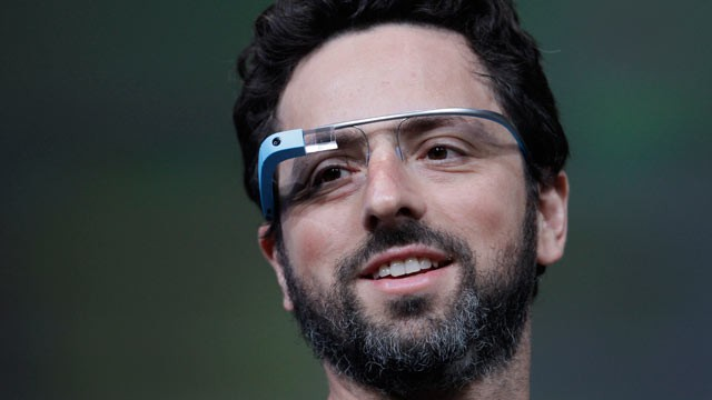 Google Glass may feature virtual keyboard