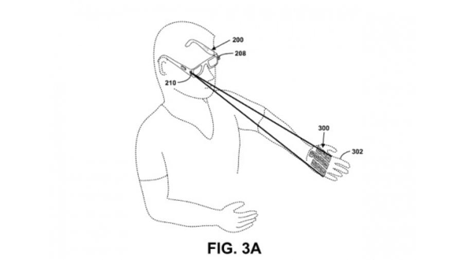 Google Glass2 Google Glass may feature virtual keyboard