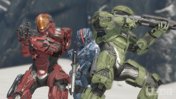 Halo 4 Spartan Ops