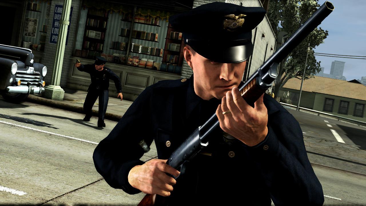 L.A. Noire Rockstar