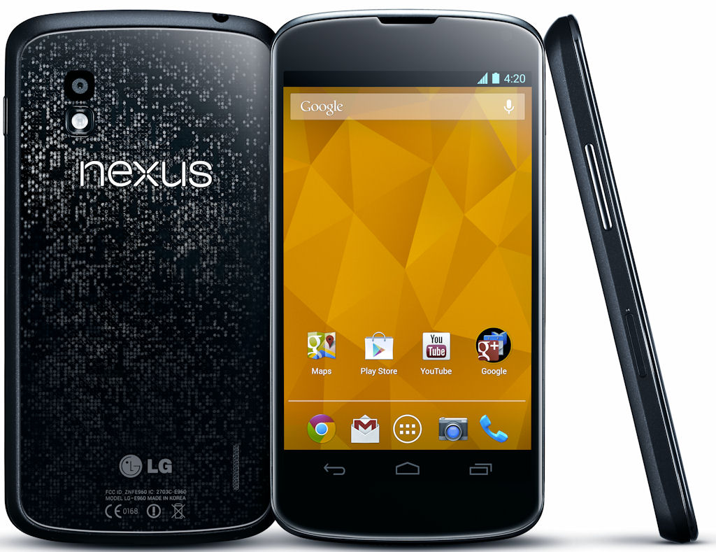 LG may have only shipped 400,000 Nexus 4 handsets