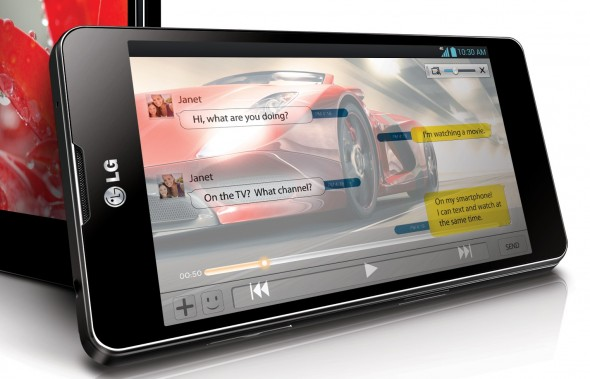 LG Optimus G2 teased to hit CES 2013