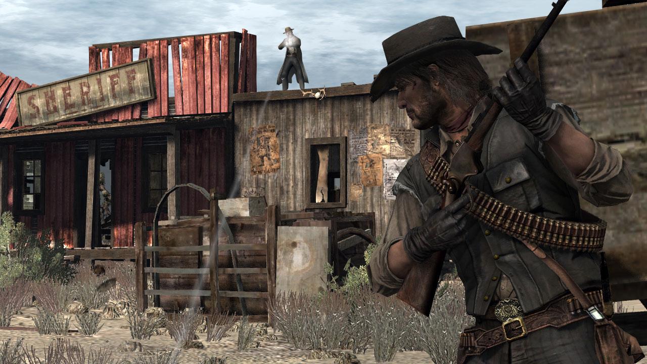 Red Dead Rockstar