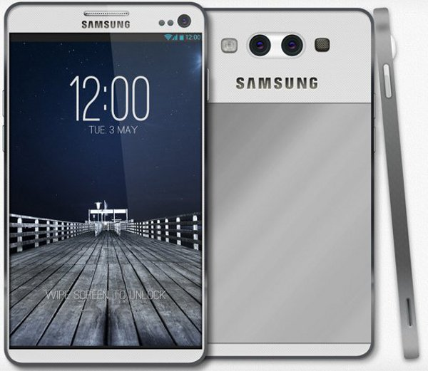 Samsung Galaxy SIV Photo taken with the rumoured Galaxy SIV