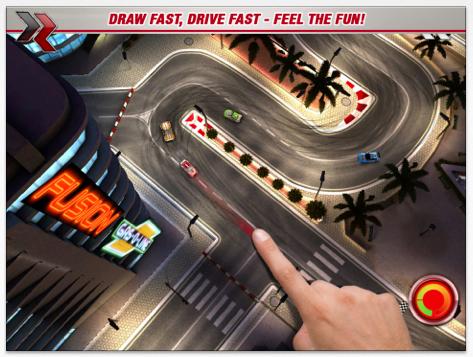 draw race hd