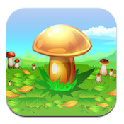 Mushroomers iPhone Game Review: Relaxing, Casual Fun