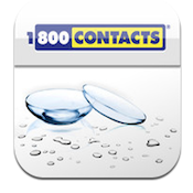 1-800 CONTACTS iPhone App Review: Eye-Opening Savings