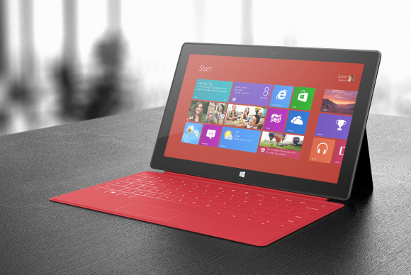 Surface has shipped fewer than 900,000 units