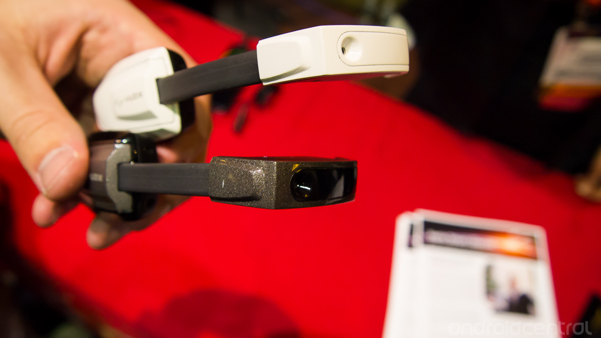Google Glass gets competition from Vuzix