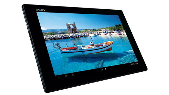 Sony Xperia Tablet Z officially launched
