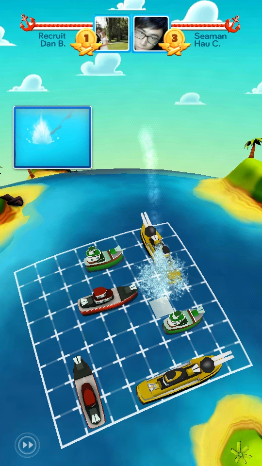 battlefriends gameplay Battlefriends At Sea for Android App Review