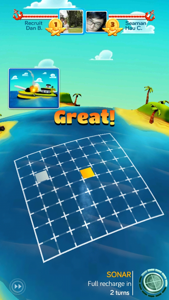 battlefriends hit Battlefriends At Sea for Android App Review
