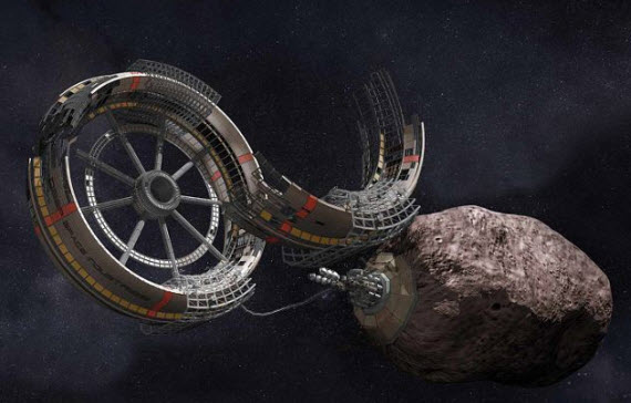 Deep Space Industries unveil new asteroid mining venture