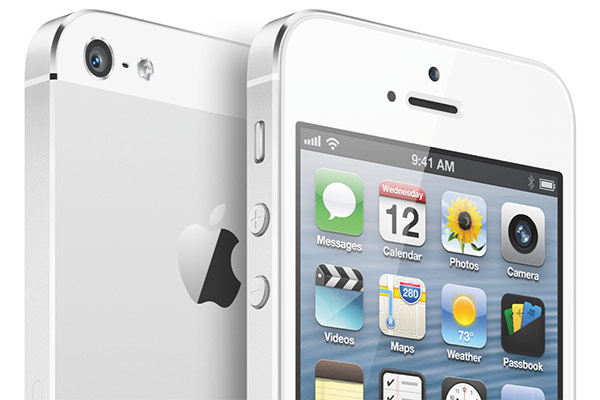 Apple stock drops as iPhone 5 sales linger