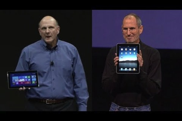 iPad vs Surface: Apple Outsold Microsoft 23 to 1