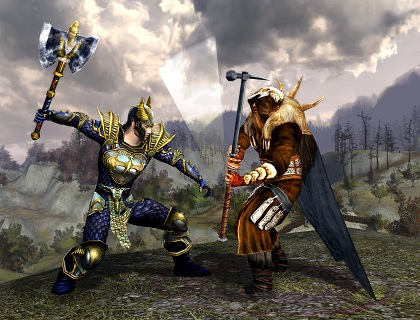 Free MMORPG The Lord of the Rings Online available for Mac