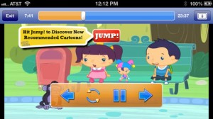 mzl.ldknobxn.320x480 75 300x168 Toon Goggles iPhone App Review: Good Cartoons for Kids