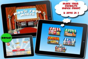 mzl.tqxvyvti.320x480 75 300x200 Movie Food Maker FREE iPhone Game Review: Mouthwatering Fun