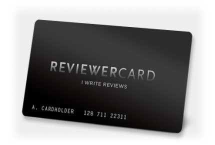 reviewercard ReviewerCard: A Card For (Unethical) Reviewers