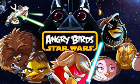 Angry Birds Star Wars BlackBery 10 apps Best BlackBerry 10 Apps: First Downloads