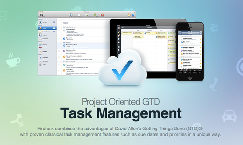 Firetask task management Take Control of Your Tasks and GSD with Firetask for Mac