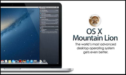 OSX Mountain Lion server course OS X 10.8.4 released to address numerous big fixes, just before WWDC 2013