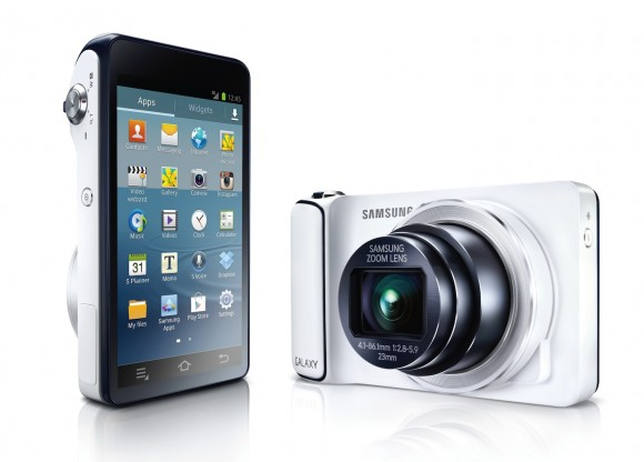 Samsung to release Galaxy Camera Wi Fi only version