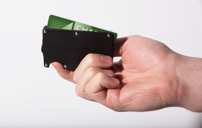 The Ridge Kickstarter Kickstarter designers are making awesome wallets