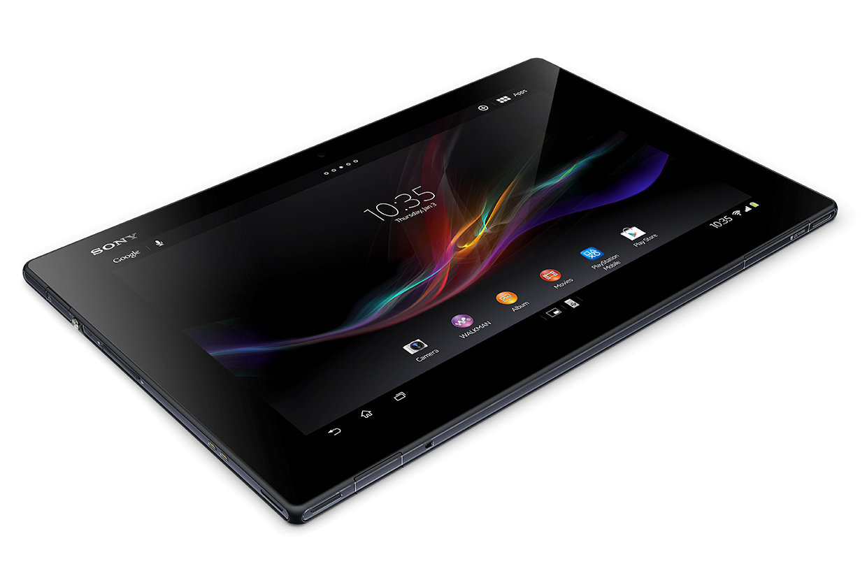 Xperia Tablet Z Mobile World Congress