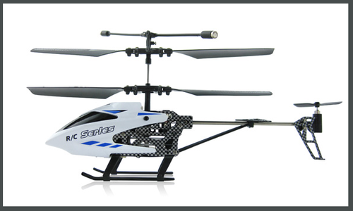 The Sub-Zero Chopper is a Slick Little Remote Control Helicopter