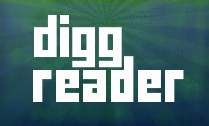 Digg Reader Google Reader replacement may come from Digg