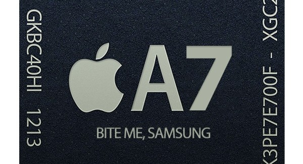Apple A7 Processor to Arrive Q1 2014