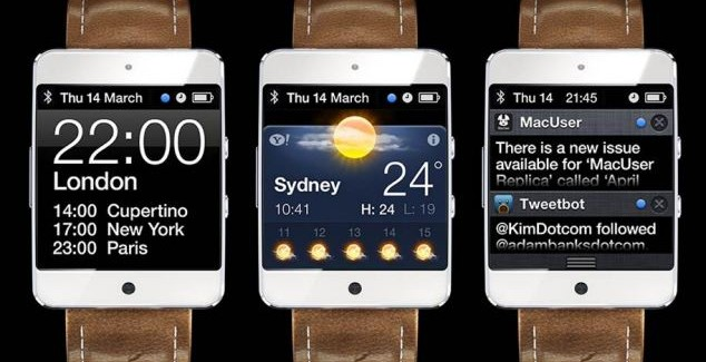 This iWatch Concept all but a reality