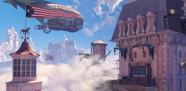 bioshock infinite header e1364293918446 BioShock Infinite Reviews Hit the Web; Almost a Full House for Columbia