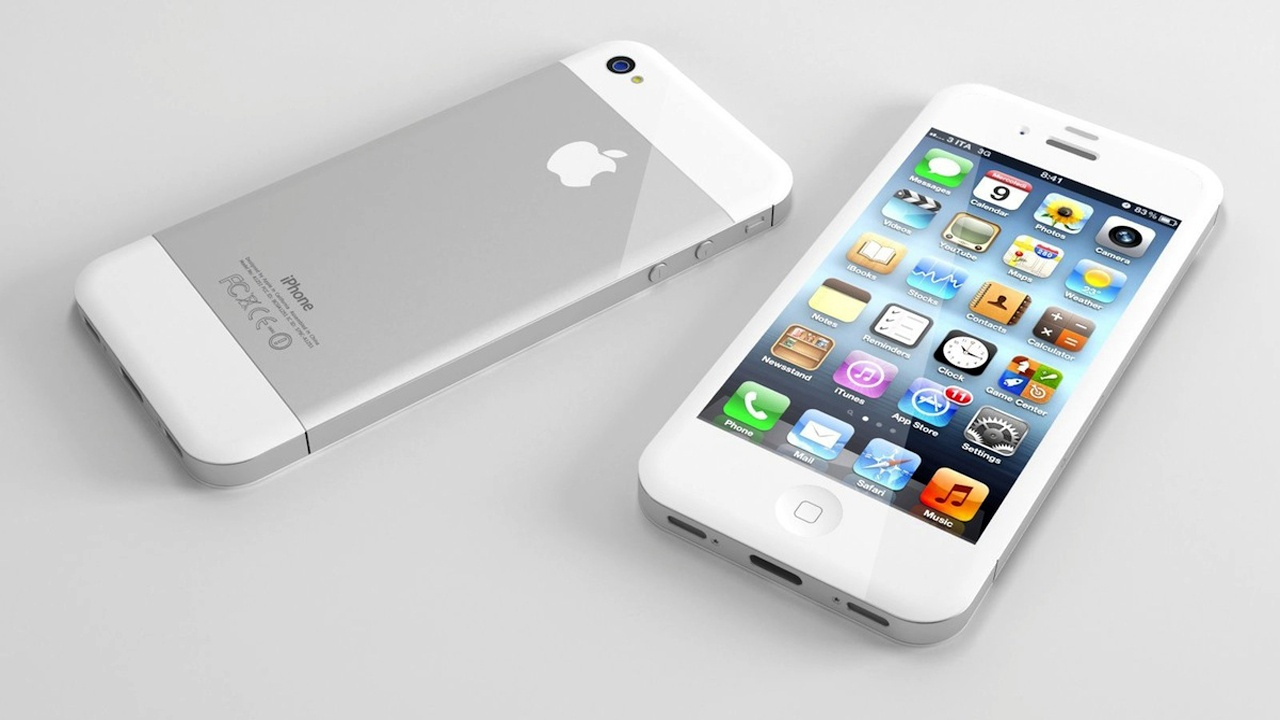 iPhone 5S iPhone 5S Release Date as Early as August?