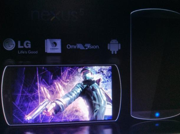 Latest LG Nexus 5 Leaks