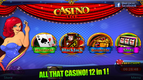 Casino Live iPhone Game Review: 12-in-1 Gaming Fun
