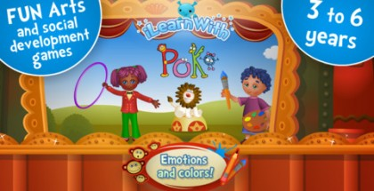 Emotions, Feelings and Colors! ipad app