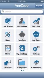 appzap iphone app