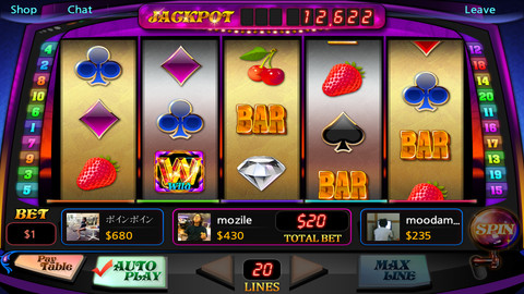 Silversands casino for android