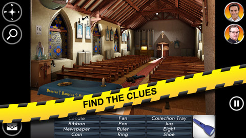 Murder Detective 2 iPhone Game Review: Hidden Object Whodunit