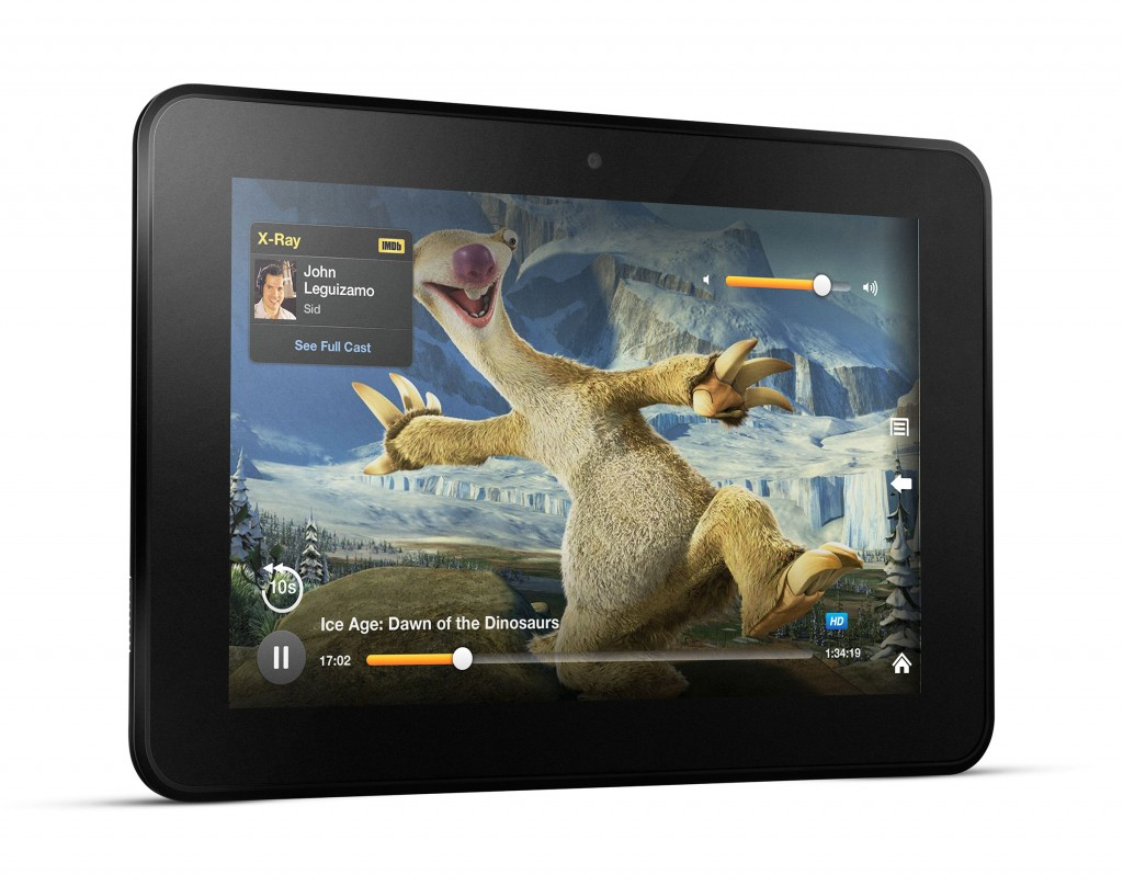 Amazon-XRay for TV Kindle Fire