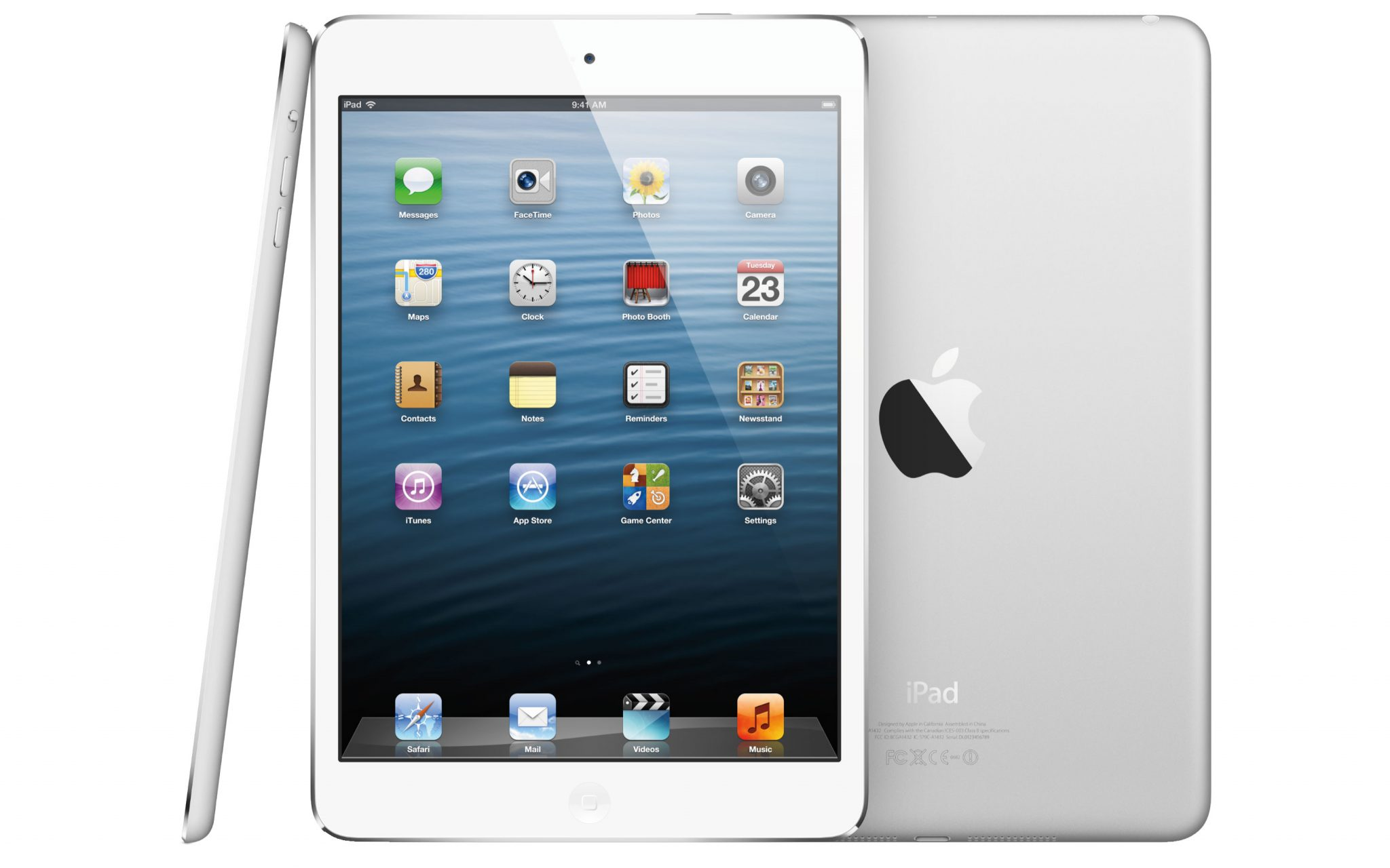 Much of the iPad 5's design will copy the iPad Mini