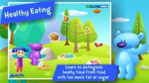 Nutrition and Healthy Eating! iphone app