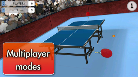 Table Tennis League iPhone Game Review: Ping Pong at Its Finest