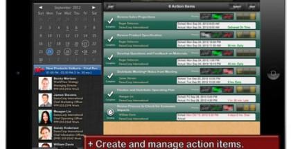 Meeting+ ipad app