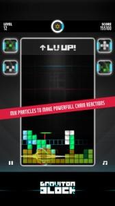 Graviton Block iPhone App